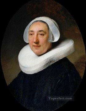 Haesje portrait Rembrandt Oil Paintings